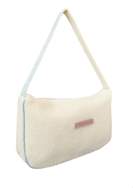 TRUONGII WHITE BIG TUSSI Bag