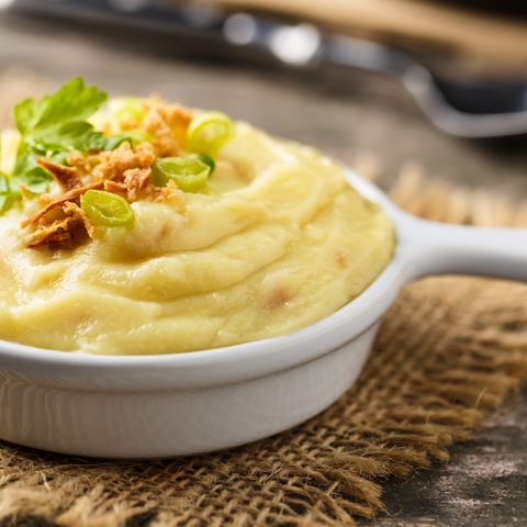 Cream Cheese Mashed Potatoes
