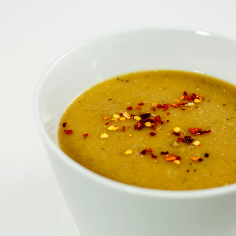 Red Lentil Soup (Mercimek Corbasi)