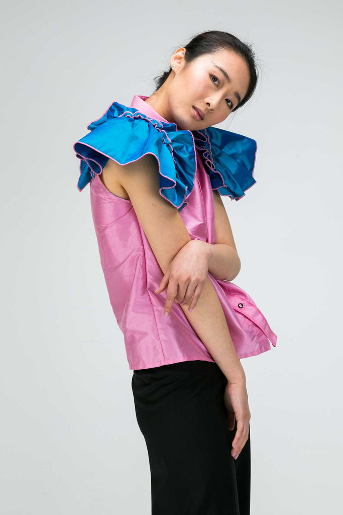 Upper House Taffeta Shirt
