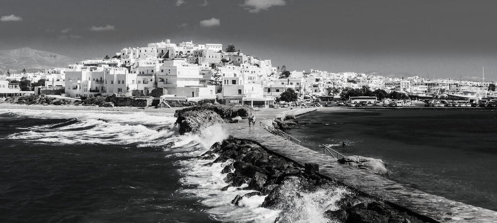 Behind the Scent: Naxos