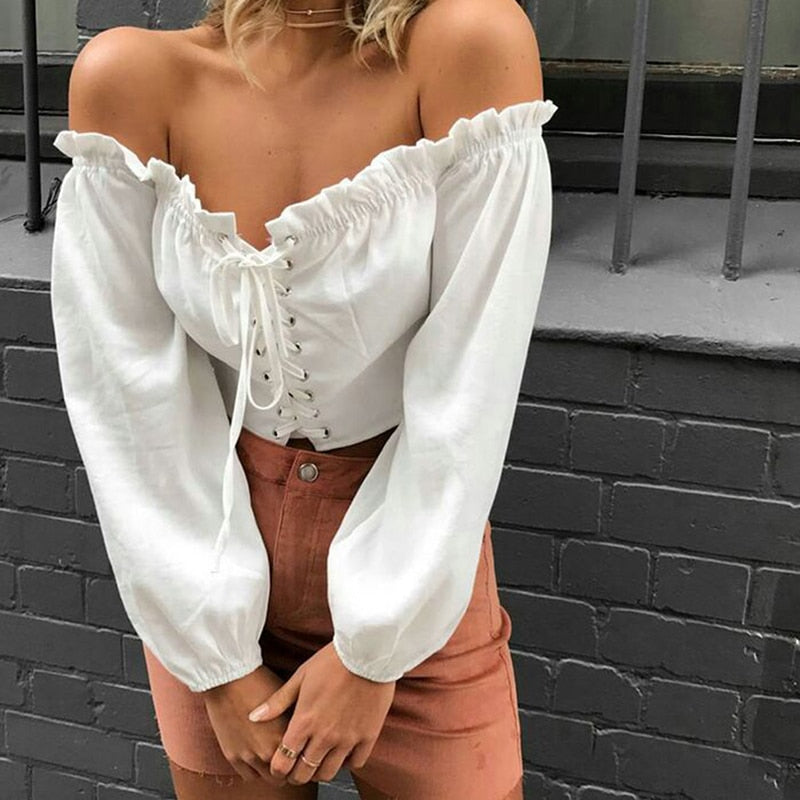 Gomez Off Shoulder Blouse
