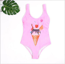 Load image into Gallery viewer, Ice Cream Swimwear