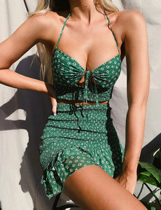 Verde Two Pieces Set