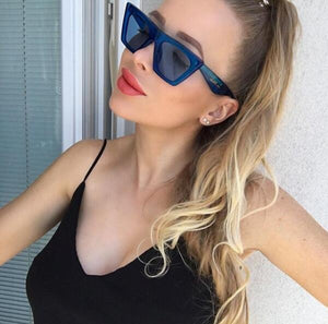Retro Ocean Sunglasses