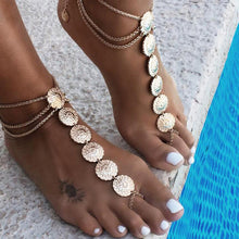 Load image into Gallery viewer, Goddess Anklets Bracelets
