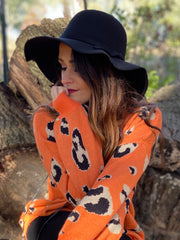 The Black Floppy Hat