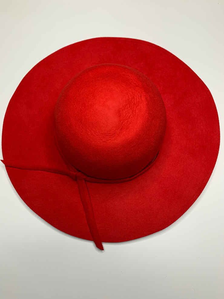 The Red Floppy Hat
