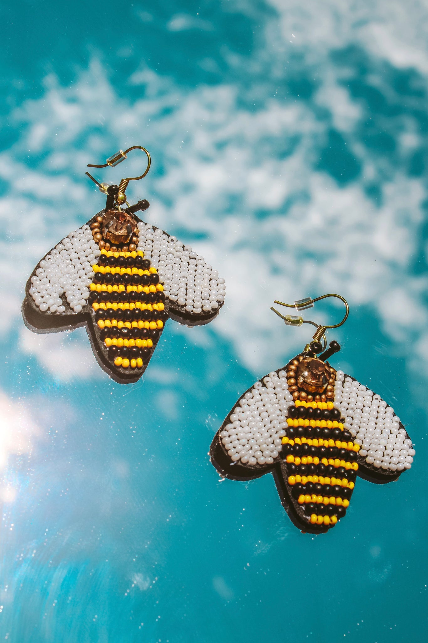 Buzzin Like Bees Earrings