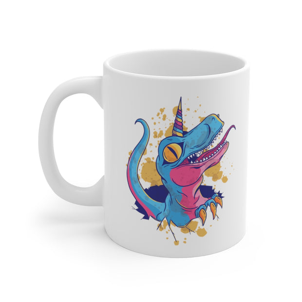 Unicornisaurus- Dinosaur Mug - We Heart Dinos