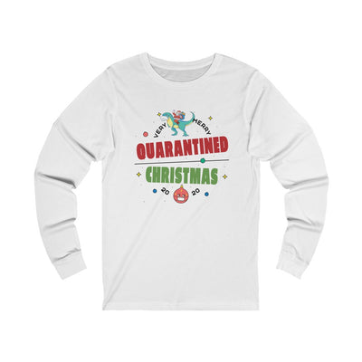 Quarantined Christmas Tee - We Heart Dinos