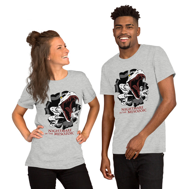 Nightmare in the Mesozoic- Dinosaur Tee - WeHeartDinos