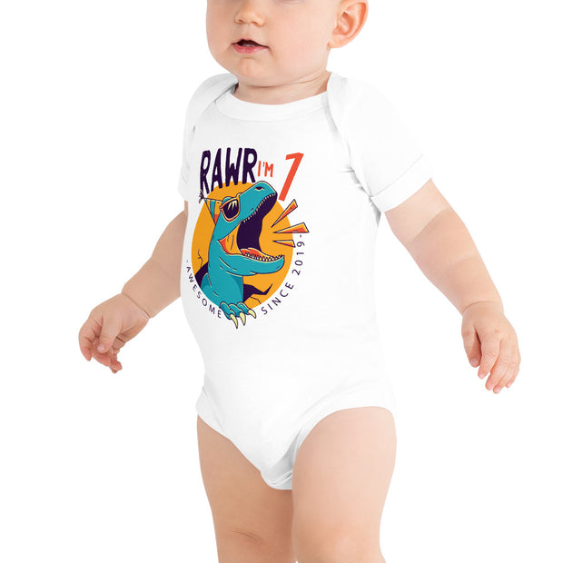 Rawr I'm 1...Awesome Since 2019 - We Heart Dinos