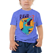 Rawr I'm 3...Awesome since 2017- Personalizable T-Shirt - WeHeartDinos