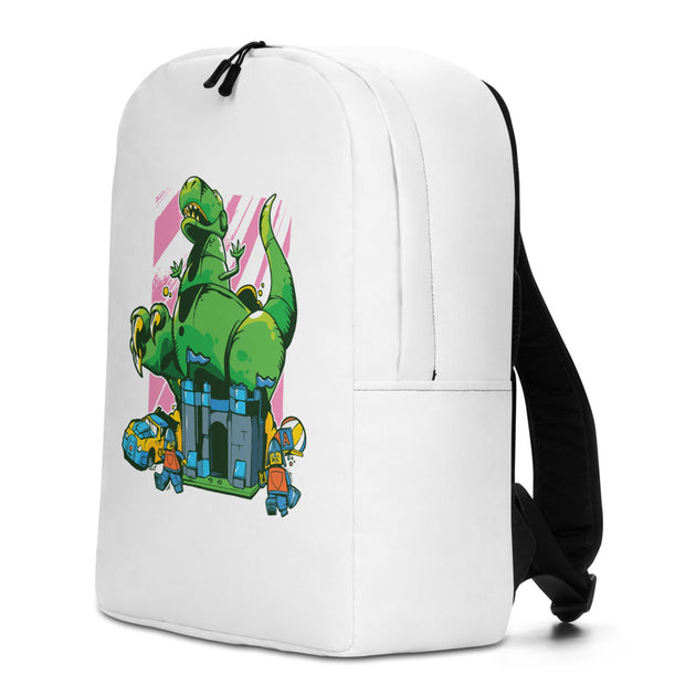 Toysaurus Minimalist Backpack - We Heart Dinos