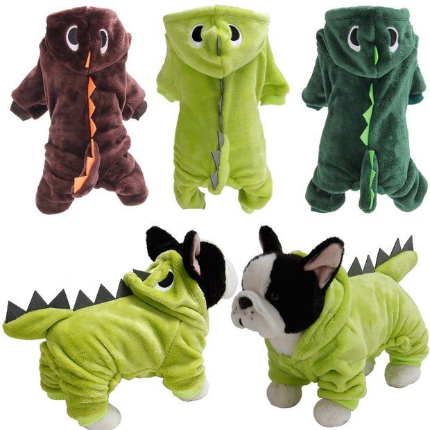 Dinosaur Dog Costume / Cat Costume - We Heart Dinos