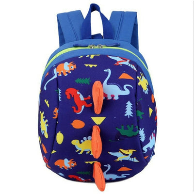 Toddler Dinosaur Backpack with Optional Safety Walking Harness (Various Colors) - We Heart Dinos