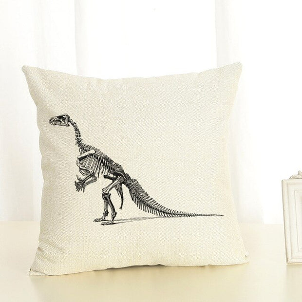 Dinosaur Cushion Pillowcase - We Heart Dinos