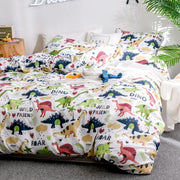 Cartoon Dinosaur Luxury Bedding Sets - WeHeartDinos