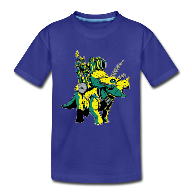 Armored Triceratops- Dinosaur T-Shirt- Toddler - We Heart Dinos