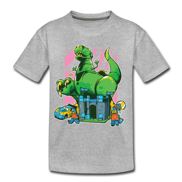Toysauraus - Kids' Dinosaur T-shirt - We Heart Dinos