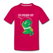 I'm Spacing Out- Kids' T-Shirt - We Heart Dinos