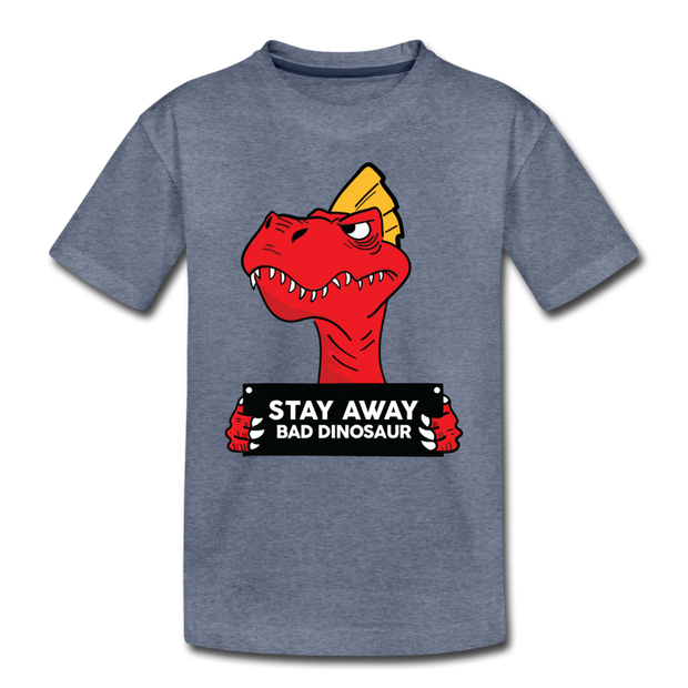 Stay Away- Dinosaur Toddler T-Shirt - WeHeartDinos