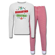Quarantined Christmas Pajama Set - Adults - We Heart Dinos
