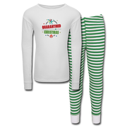 Christmas 2020 Kids' Pajama Set - We Heart Dinos