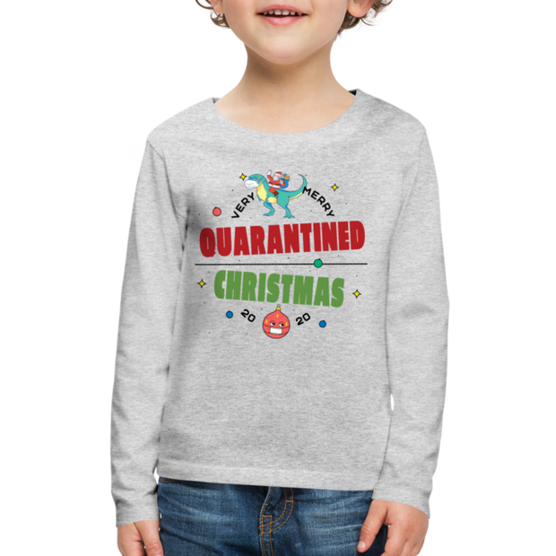 Christmas 2020 Family Tee- Kids - We Heart Dinos