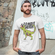 Zombiesaurus- Dinosaur T-shirt - We Heart Dinos