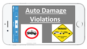 AUTO ACCIDENT DAMAGES