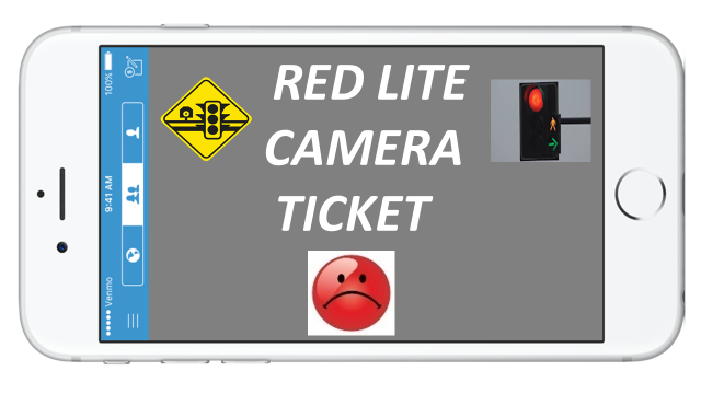 RED LIGHT TICKET