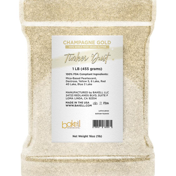Champagne Gold Tinker Dust by the Case