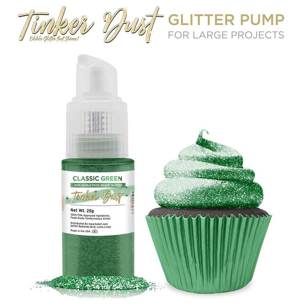 Classic Green Tinker Dust Spray Pump by the Case