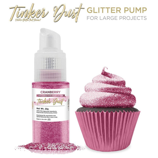 Cranberry Red Tinker Dust Spray Pump by the Case