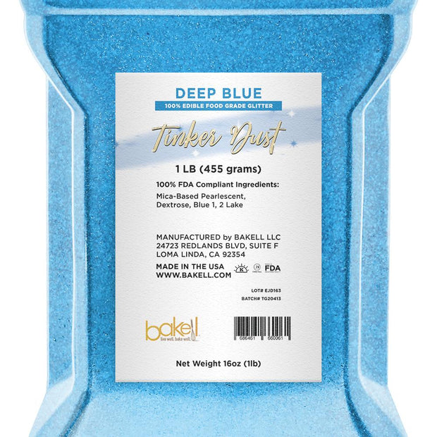 Deep Blue Tinker Dust by the Case