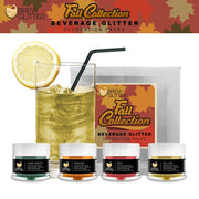 Fall Collection Brew Glitter Combo Pack A (4 PC SET)
