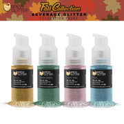 Fall Collection Brew Glitter Pump Combo Pack A (4 PC SET)