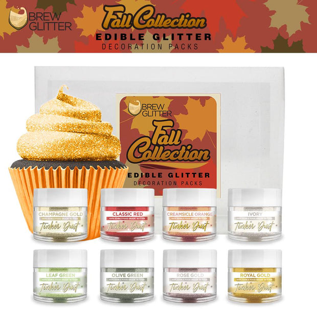 Fall Collection Tinker Dust Combo Pack B (8 PC Set)