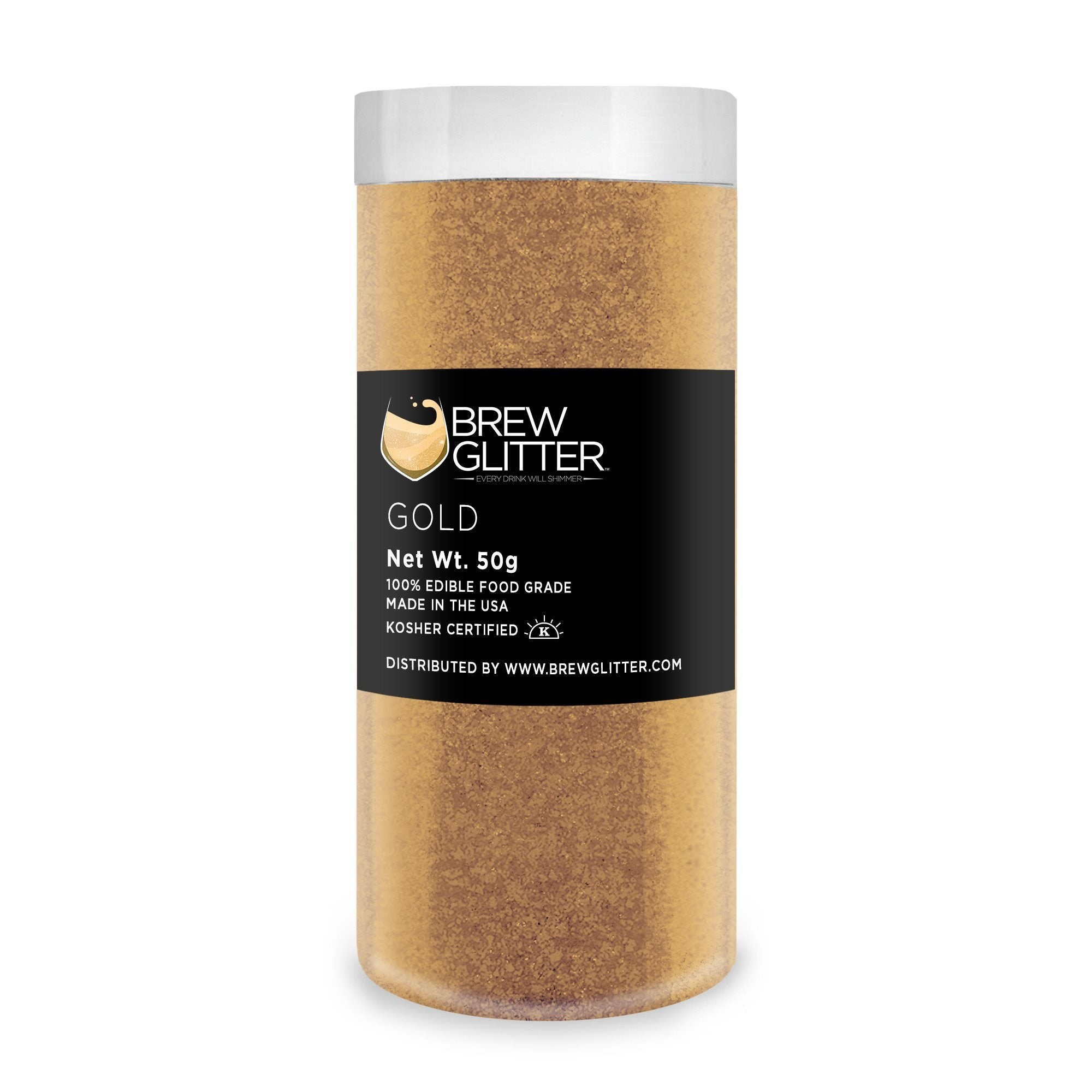Gold Brew Glitter | Bulk Sizes