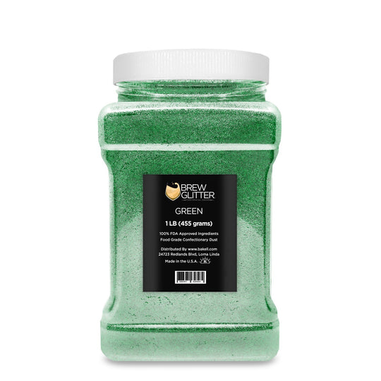 Green Brew Glitter | Bulk Sizes