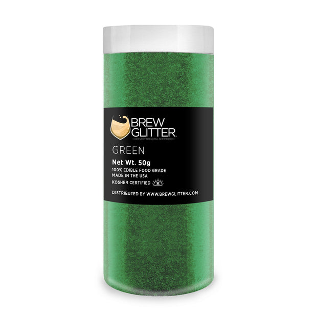 Green Brew Glitter | Iced Tea Glitter