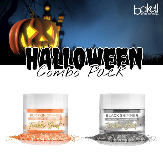 Halloween Tinker Dust Edible Glitter Combo Pack (2 PC Set)