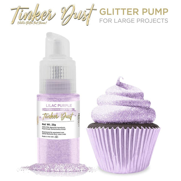 Lilac Purple Tinker Dust Spray Pump by the Case