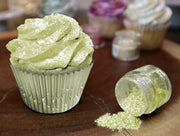 Neon Green Tinker Dust | Edible Food & Garnish Glitter