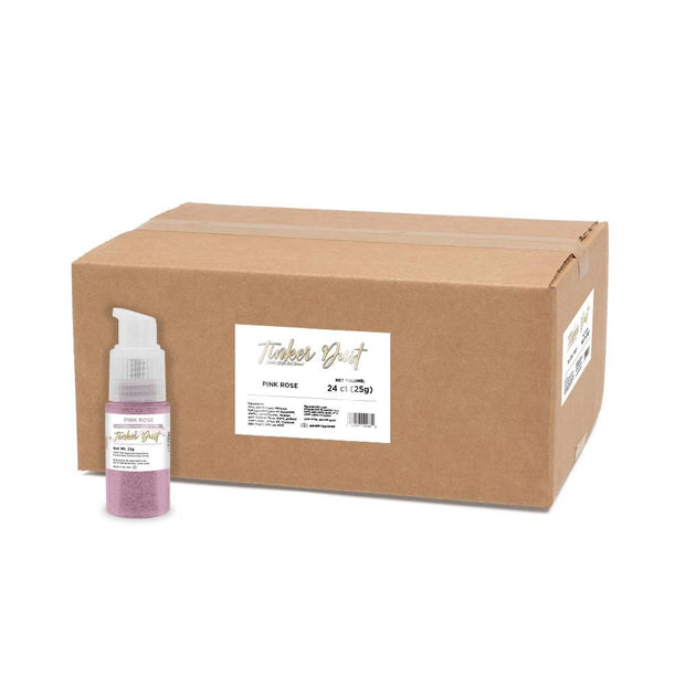 Pink Rose Tinker Dust Spray Pump by the Case