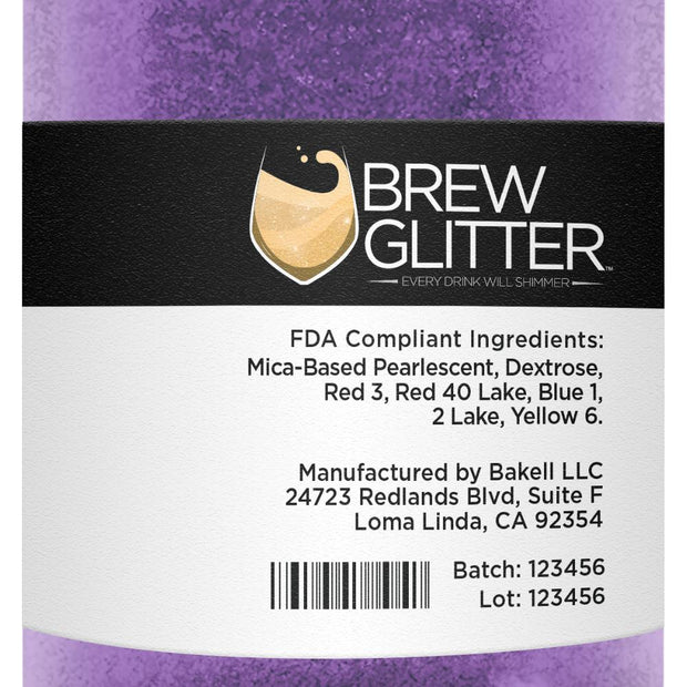 Purple Brew Glitter | Bulk Sizes