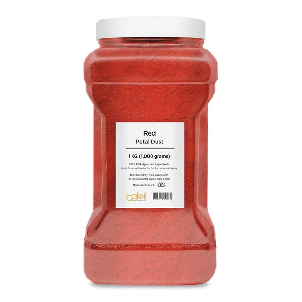 Red Petal Dust Food Coloring Powder