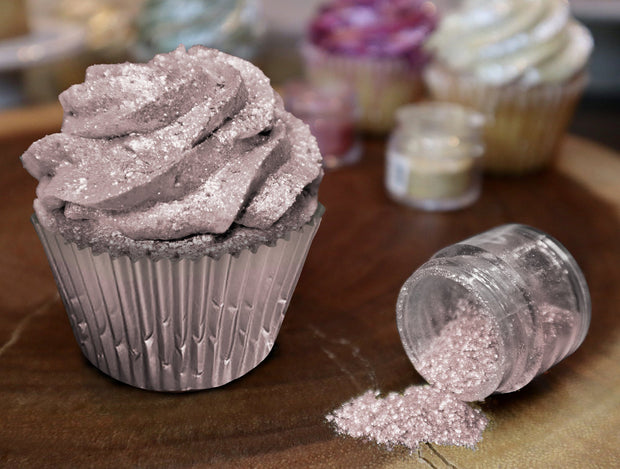 Rose Gold Tinker Dust | Edible Food & Garnish Glitter